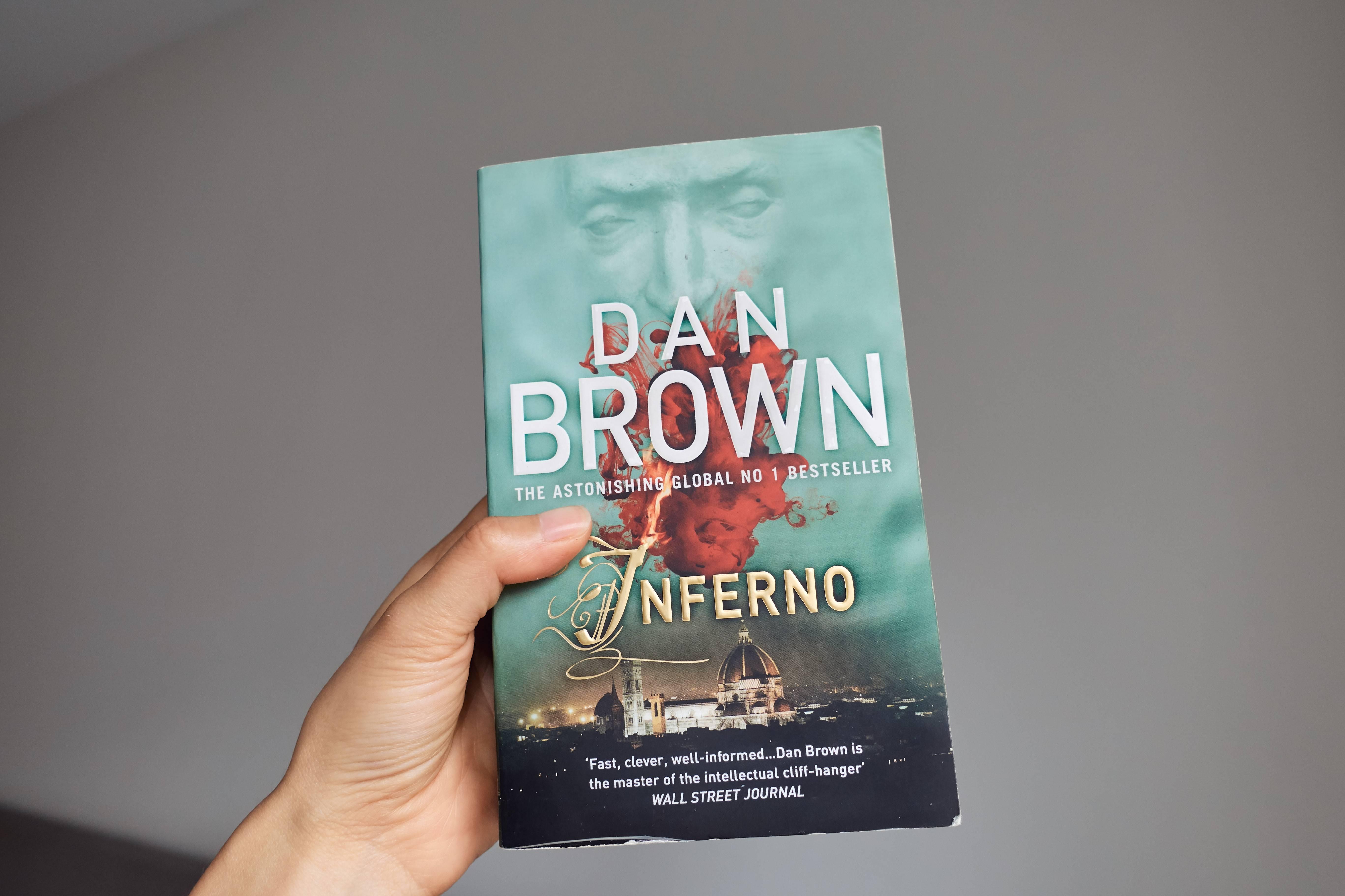 Boek Inferno van Dan Brown